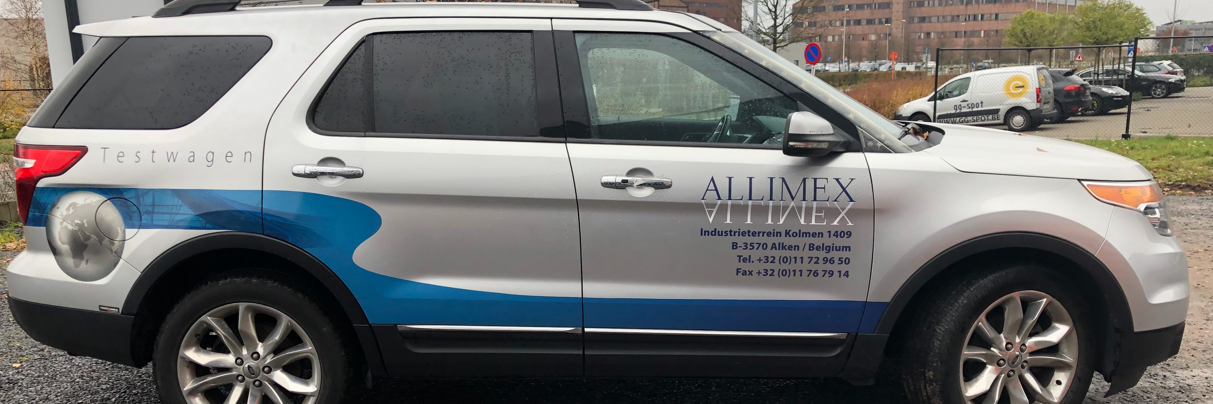 Ford Explorer Allimex